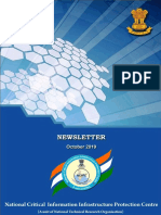 NCIIPC Newsletter Oct19