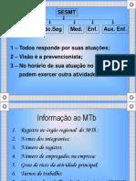 Orientações Mtb