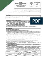 ESO-VOL-PLA-02-01 Estándar de Operación Del Circuito de Chancado
