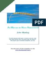 John Wesley - As marcas do nascimento.pdf