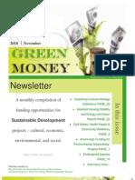 Green Money November