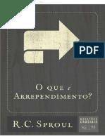 DocGo.net-O Que é Arrependimento - R. C. Sproul