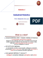 Industrial robotic