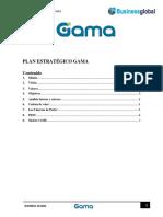 Plan Estratégico Juego