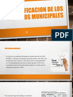 Justificacion de Los Tributos Municipales