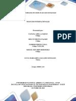 Fase 2 -Realización Del Estudio de Mercado Internacional