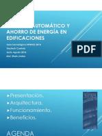 Control Automático y Ahorro de Energía en EdIFIcaciones