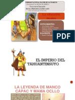 La Educación Incaica - Versión Final