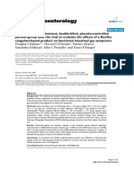 A Prospective, Randomized, Double-blind, Placebo-controlled Parallel-group Dual Site Trial to Evaluate the Effects of a Bacillus Coagulans-based Product on Functional Intestinal Gas Symptoms