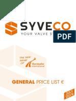 Full Price List 2019-Web