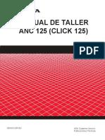 Manual de Servicio CLICK125