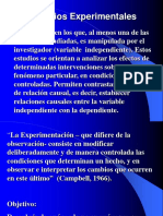 Estudios  Experimentales.ppt