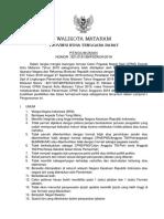 Pengumuman CPNS 2019 Pemerintah Kota Mataram