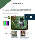 Samsung PN43F4500_PN51F4500 Troubleshooting