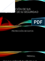 Protección de Sus Datos y de Su Seguridad