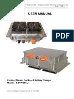 6.6KW User Manual