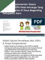 ISPA Pada Komunitas