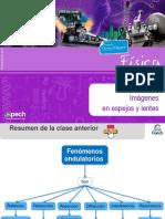 Clase 5 TC Imágenes en Espejos y Lentes 2017 CONVENIO