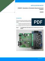ATA6870 - Description of Evaluation Board and Control Software