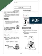 Guía N°5 - Razones