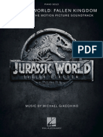 MIchael Giacchino - OST Jurassic World Fallen Kingdom