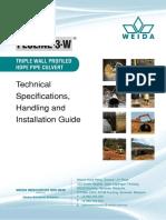 FLOLINE 3-W Manual & Technical Specs