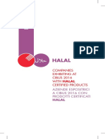 Halal Directory - Indonesian Company