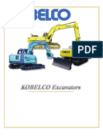 Replacement Kobelco Seal Kits
