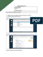 Laboratorio Nº 03 Servidor Web Xampp