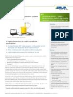 DS PD Diagnostics System PD-TaD 62 BAUR