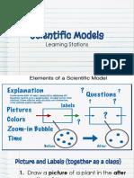 Scientific Models Stations