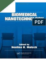 Nanotecnologia Biomedica (Español)