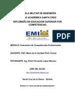 Trabajo Final - Erick Lopez
