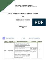 PPC- EDUCAÇÃO FÍSICA