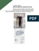 Arquitectura Arequipeña i