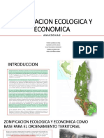 zonificacion economica ecologia de amazonas