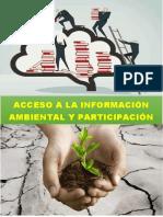 Acceso a La Información Ambiental y Participación Ciudadana