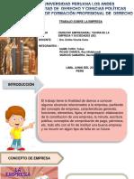 DIAPOSITIVAS- Derecho Empresarial