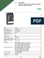 Compact Nsx 630a Lv433602