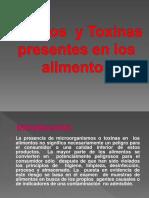 Toxicos y Toxinas en Alimentos (1)