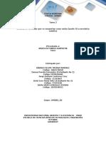 Anexo 3 Formato Tarea 3 Aportes Individuales y Colaborativos