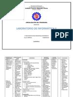 Jornalizacion Laboratorio de Informatica II (Jul 2019)