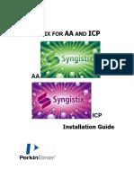09931147B Syngistix Installation