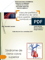 SEMINARIO Vascular Periférico I
