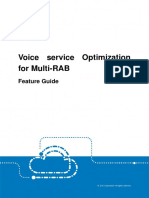 ZTE UMTS UR15 Voice Service Optimization for Multi-RAB Feature Guide_V1.1