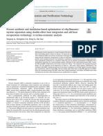 Integracion de Procesos EtilbencenoStireno
