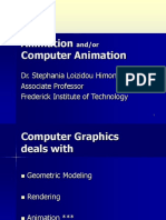 Lecture Animation