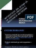 TIPOS ANTIBIOTICOS(1)