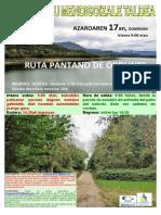 20191117 Pantano Ordunte - Cartel