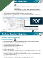 Perfecto Selenium Integration.pdf